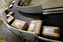 Amazon UK's sales revenue is processed in Luxembourg. Photo / AP