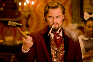 "Leonardo DiCaprio as Calvin Candle in ""Django Unchained,"" directed by Quentin Tarantino. Photo / AP"