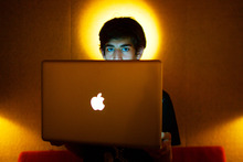 Aaron Swartz was due to stand trial on 13 charges of data theft. Photo / AP