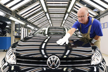 Volkswagen group is the one of the few success stories in a European industry that's lost its shine. Picture / AP