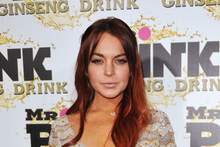 Lohan faces eight months imprisonment. Photo / AP