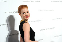 Jessica Chastain. Photo / AP