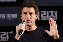 Tom Cruise. Photo / AP
