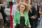 AnnaSophia Robb as Carrie Bradshaw in The Carrie Diaries. Photo / Supplied