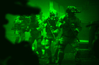 US Navy Seals close in on terrorists in <i>Zero Dark Thirty</i>. Picture / AP