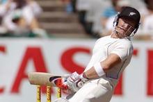 New Zealand's Brendon McCullum. Photo / AP
