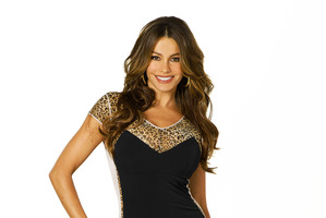 Sofia Vergara is nominated for Best Supporting Actress in a TV series at the Golden Globes.Photo / File