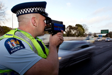 But while drivers may be easing off the throttle, police and officials have no plans to slow down their war against speeding. Photo / Sarah Ivey