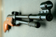 File photo of a Chinese made Air Rifle. Photo / Herald on Sunday