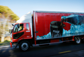 Coca-Cola is considering whether its new anti-obesity campaign will air New Zealand. Photo / NZ Herald