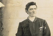 A young Ned Kelly. Photo / Supplied