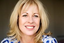 Annabel Langbein loves escaping from city life.  Photo / Babiche Martens