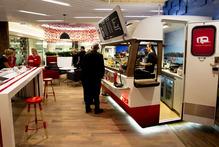 The new Westpac branch, 79 Queen Street, Auckland. Photo / NZ Herald