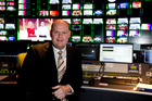 Ross Dagan, head of news and current affairs at TVNZ, has announced he is moving on. Photo / Dean Purcell