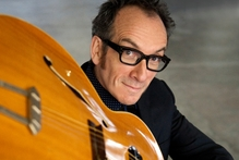 Elvis Costello. Photo / Supplied