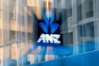 ANZ's Truckometer indicator fell last month. Photo / Mark Mitchell