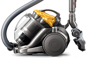 Dyson vacuum cleaner designed by Sir James Dyson. Photo / Supplied