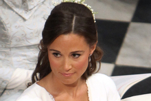 Pippa reportedly went hunting with the grandson of Belgium's richest man. Photo / AP