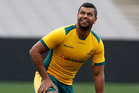 Kurtley Beale. Photo / NZPA