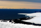 The Ross Sea is 3500km south of New Zealand. Photo / NZPA