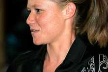 New Zealand triathlete Kate McIlroy. Photo / File