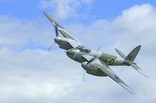 The legendary deHavilland Mosquito Fighter Bomber. Photo / Supplied