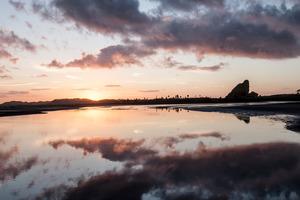 Whatipu Beach, Waitakere, Auckland. Photo / Richard Robinson