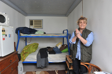 Adrienne Heppel of Glasshouse Mountains cares for disadvantaged people and the homeless by opening her heart and home through her Maori Mission in New South Wales. Photo / APN