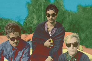 Unknown Mortal Orchestra, 2012's winners of the Taite Music Prize. Photo / Supplied