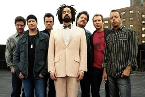 Counting Crows' new album is out this week. Photo / Supplied