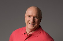 Actor Ray Meagher who plays Alf Stewart in long-running Aussie drama Home & Away. Photo / Supplied