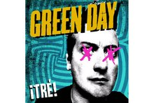 Album cover Green Day - Tre. Photo / Supplied