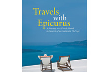 Travels with Epicurus by Daniel Klein. Photo / Supplied 