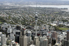 Optimistic Aucklanders have pushed up NZ confidence levels. Photo / NZ Herald