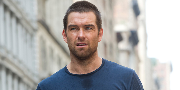 Antony Starr in Banshee. Photo/supplied