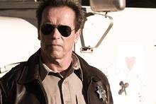 Arnold Schwarzenegger in The Last Stand. Photo/AP