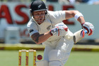 Brendon McCullum's test average is 35.12 over his 72 tests, and 35.77 in his 16 matches as an opening batsman. Photo / Getty Images