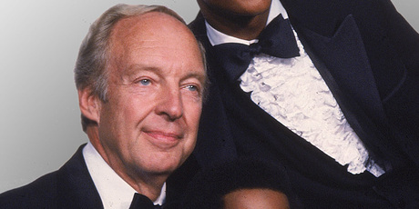 Conrad Bain was a star on Diff'rent Strokes. Photo/AP