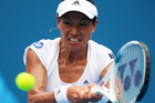Kimiko Date-Krumm. Photo / Getty Images