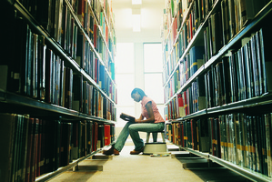 A new library in the US won't be packed with hard copies of books. File photo / Thinkstock