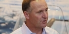 Watch: John Key on his trip to Antarctica