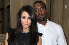 All eyes are on baby Kimye.Photo / AFP