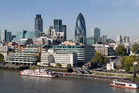 The City of London is known as the heart of the UK's financial services sector. Photo / Wiki Commons