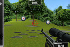 A screenshot from the game NRA: Practice Range.  Photo / iTunes