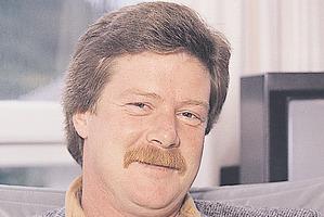Sale of the Century host Steve Parr. Photo/file