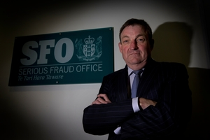 Simon McArley says the size and shape of white-collar crime in NZ have changed. Photo / Brett Phibbs