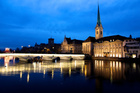 The city of Zurich, Switzerland. Photo / Thinkstock