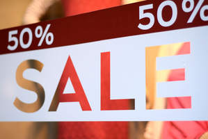 Sales in the sky. Photo / Thinkstock