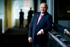 Billionaire businessman Owen Glenn set up the inquiry into child abuse and domestic violence. Photo / Dean Purcell