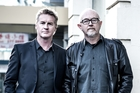 Dave Dobbyn and Don McGlashan are joining forces for this year's acoustic church tour.